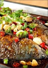 黑胡椒烤鱼酱底料