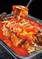 番茄烤鱼酱底料